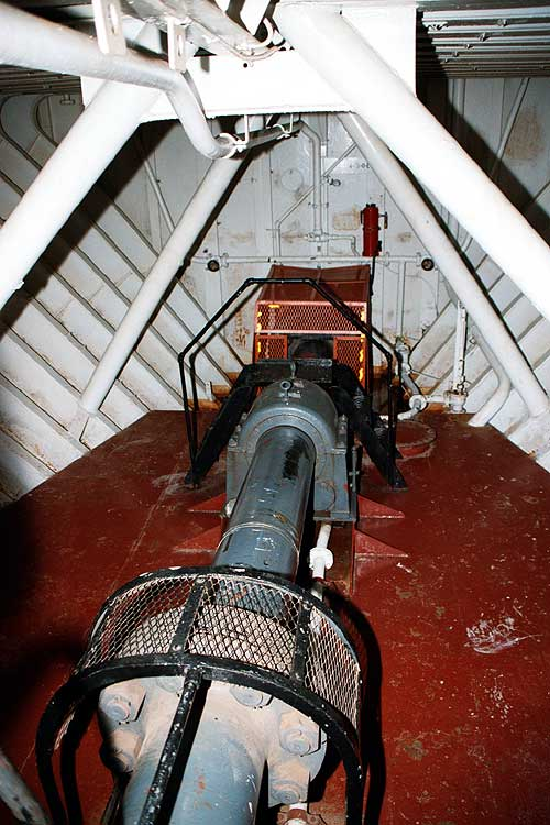Aircraft Carrier Engine Room: USCG Mackinaw Engine Room And Mechanical