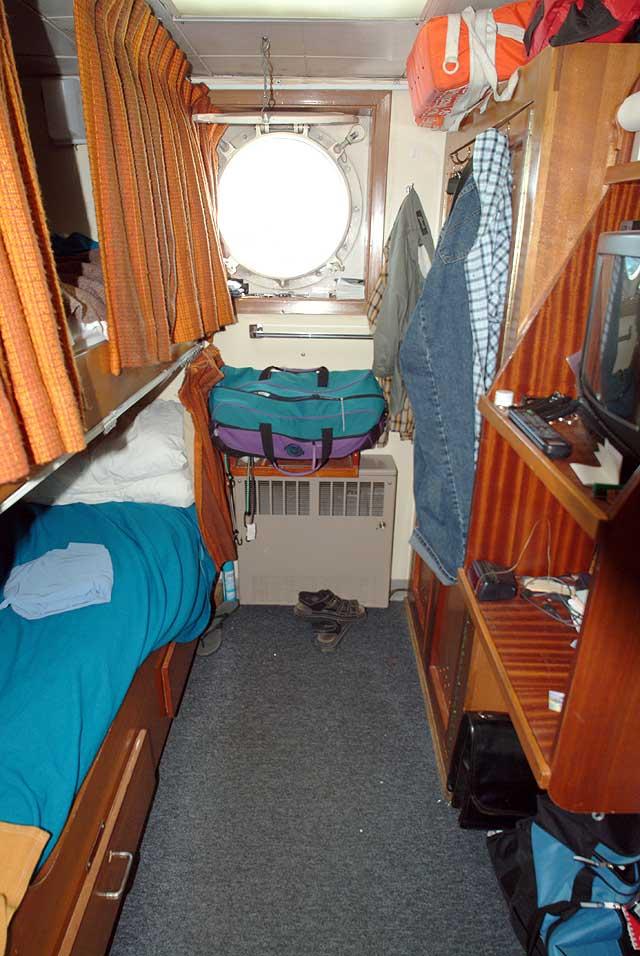 Cruise Ship Crew Quarters | Fitbudha.com
