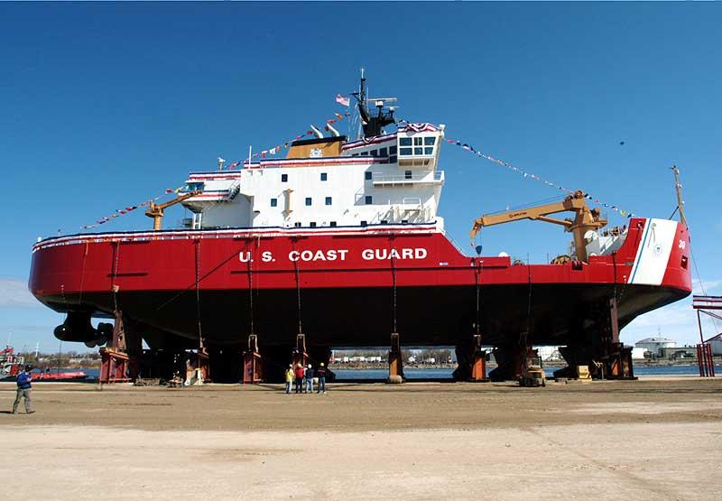 Resultado de imagen para USCGC Mackinaw (WLBB-30)